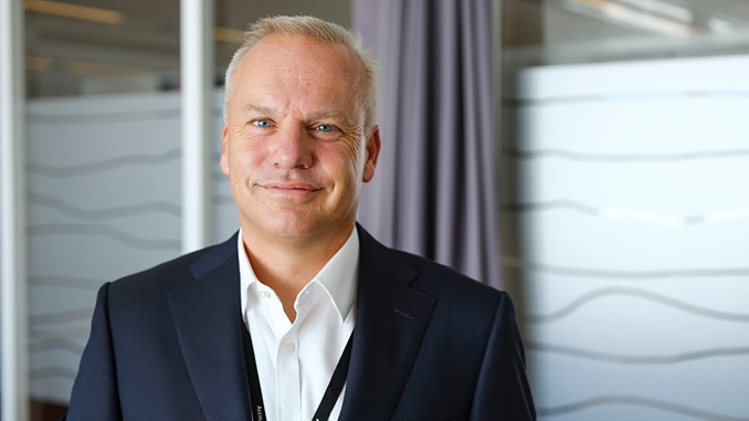 Anders Opedal, Chief Executive Officer (CEO) and President of Equinor