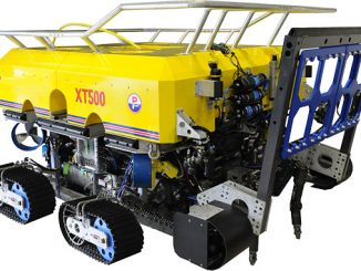 The XT500 trenching system