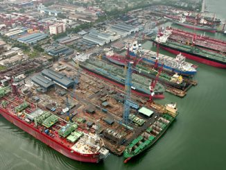 Keppel Shipyard has the expertise and capability to carry out a large spectrum of ship repair, conversion and completion projects (photo: Keppel Shipyard Ltd)
