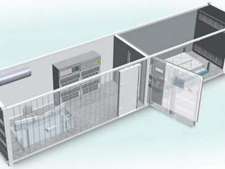 Project BattCon is a pilot project introducing containerised battery test facilities