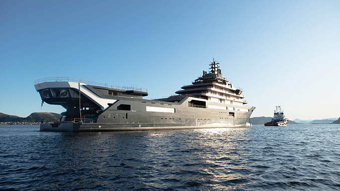 'REV Ocean' – the world's largest and most advanced research and expedition vessel