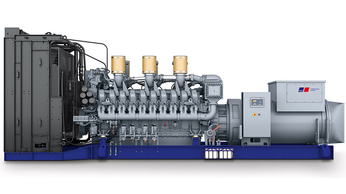 Rolls-Royce business unit Power Systems has signed agreements for the delivery of almost 1000 MTU products at China's import conference CIIE, including gensets based on MTU Series 4000 engines