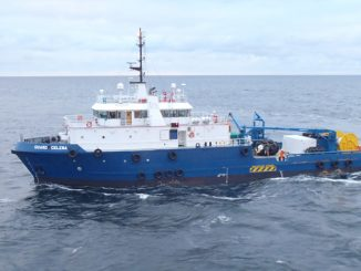 ABS-classed 'Guard Celena', a 2008-built OSV, engages in worldwide operations (photo: Tananger Offshore)