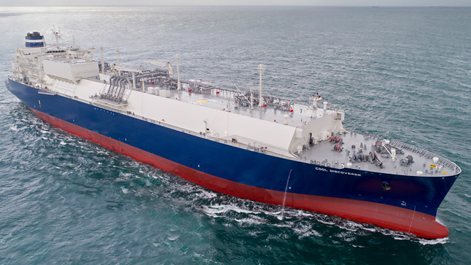 Wärtsilä's Optimised Maintenance Agreement will ensure operational certainty for the 'Cool Discoverer' and 'Cool Racer', both of which are managed by Thenamaris LNG Inc.