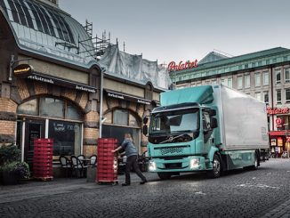 Hauliers in Europe will be able to order all-electric versions of Volvo's heavy-duty trucks in 2021