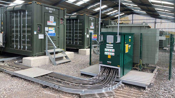 DNV GL selected by Gore Street Capital to perform technical due diligence services on Anesco's 81 MW operational battery storage portfolio