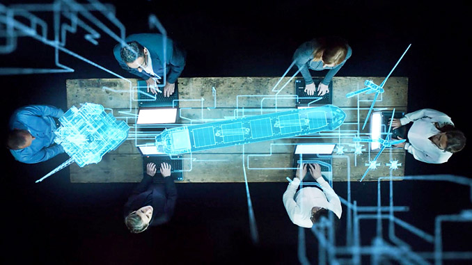 The digital twin platform brings all the experts together, providing powerful analysis, insight and diagnostics
