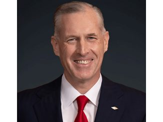 Dow chairman and CEO Jim Fitterling