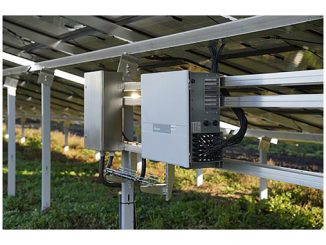 Delta's M70A PV string inverters are being implemented in the largest ground-mounted solar park in Southern Germany