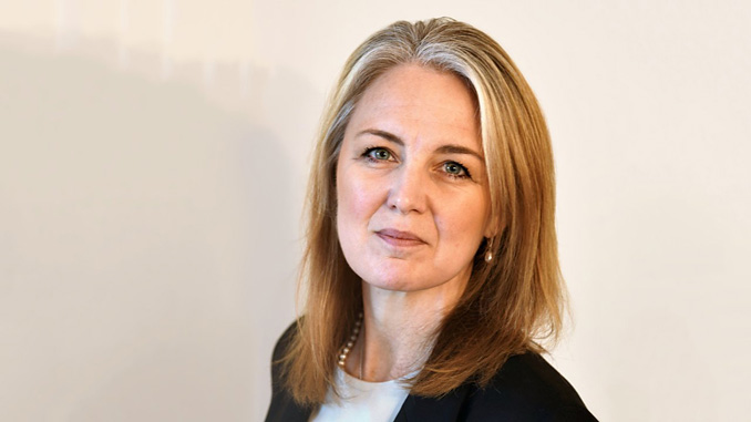 Ulrica Fearn, Equinor's chief financial officer