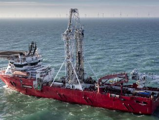 'Fugro Synergy' represents a new generation high technology drillship