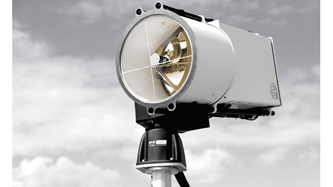 scanfeld™ is the world's first system to detect gas leaks from large distances