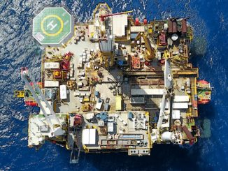 The 'Helix Q4000' DP3 semisubmersible vessel was designed for well intervention and construction in water depths to 10,000 feet