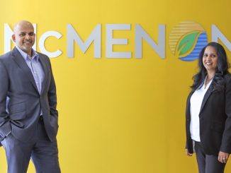 Anand Puthran, CEO of McMenon Engineering Services, and Shiby Bernard, COO, of McMenon, which is expanding its services in the nuclear sector, and has formed a pioneering collaborative partnership with TIS Cumbria Ltd.