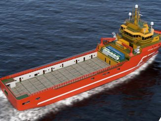 'Viking Energy' (illustration: NCE Maritime Cleantech/Wärtsilä)