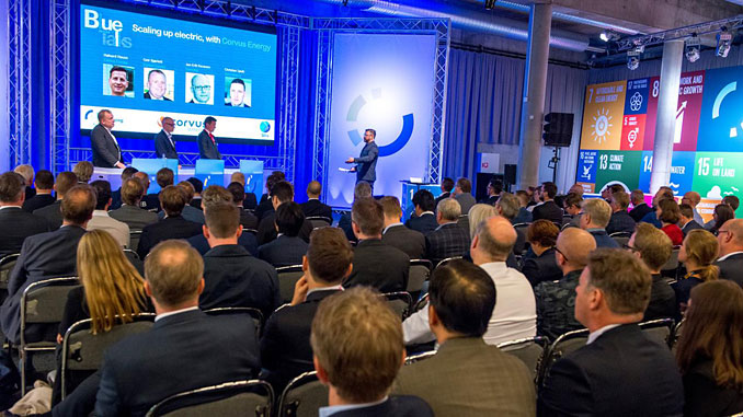 Blue Talks – tailored to deliver optimal industry value