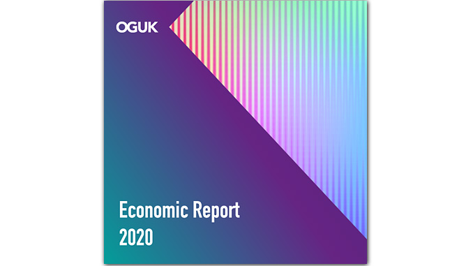 Economic Report – more than 46 billion boe have been produced from the UKCS and the OGA estimates there are still 10-20 billion boe remaining to be recovered (illustration: OGUK)
