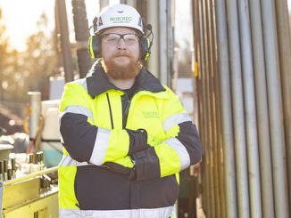 Rototec, Europe's largest geoenergy company continuously develops its operations to offer cost-effective and energy-effective geoenergy to its customers