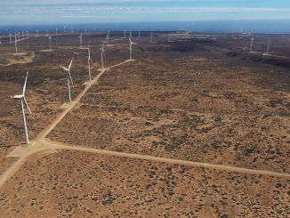 Sarco wind project in Chile