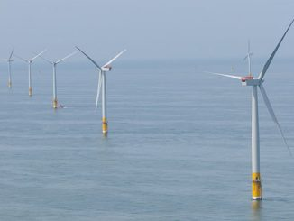 Greater Gabbard Offshore Wind Farm – a joint venture between SSE Renewables and RWE Renewables is operated by SSE