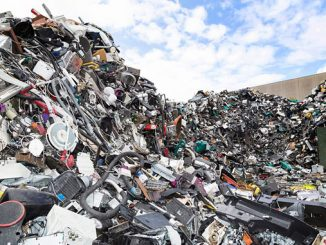'Old' models undoubtedly contribute towards the growing problem that is e-waste (photo: Morten B/Shutterstock)