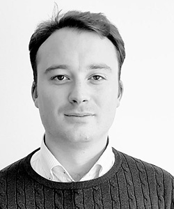 William Goodall is Area Sales Manager at Vestdavit AS