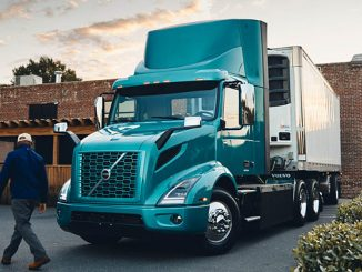 The Volvo VNR Electric plays a pivotal role in helping Volvo Trucks' North American fleet customers meaningfully reduce emissions and achieve their ambitious sustainability goals