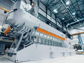 The Wärtsilä 31DF engine upgrade will increase its power output and lower the level of greenhouse gas emissions
