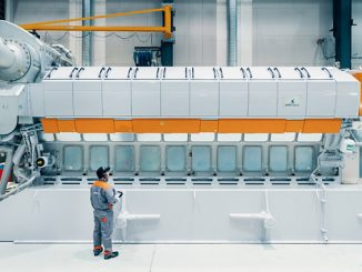 Shell has been selected as Wärtsilä's test oil partner for the company's engines undergoing factory testing