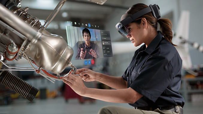 Mixed reality enables Ecolab to ensure social distancing and gives Ecolab access to facilities that have closed or restricted access during the pandemic
