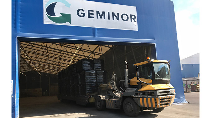 Geminor specialises in the supply of waste products to recycling and energy recovery