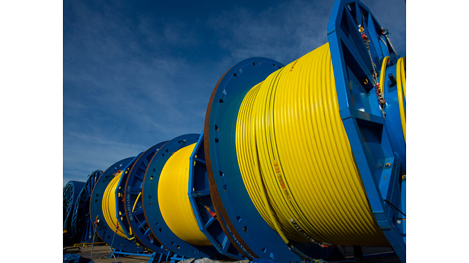 JDR subsea production umbilicals