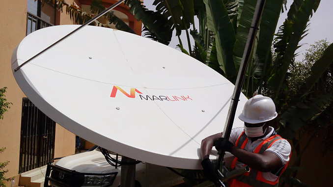 Marlink Enterprise installations last year alone represented data traffic of more than 3.2 Gbps from VSAT including a 200 mbps MEO-based installation for a large energy customer