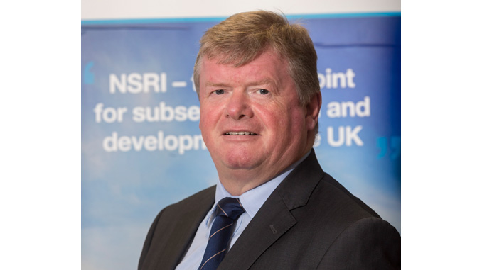 NSRI Director for Research and Market Acceleration, Tony Laing