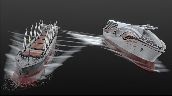 The two concept vessels to be designed as part of the CHEK project will feature a Wärtsilä engine running on hydrogen fuel and Wärtsilä system integration solutions
