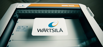 Wärtsilä's sophisticated GEMS energy management system is a smart software platform that monitors, controls and optimises energy assets on both site and portfolio levels