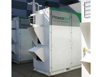 PowerTap generates hydrogen on-site, converting natural gas and city water into high-purity hydrogen directly at the point of use
