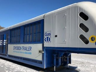 Edge LNG is made possible by the Cryobox-Trailer™, designed and manufactured by Galileo Technologies