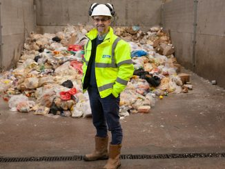 The waste stops here – Keenan Recycling's operations director, Gregor Keenan