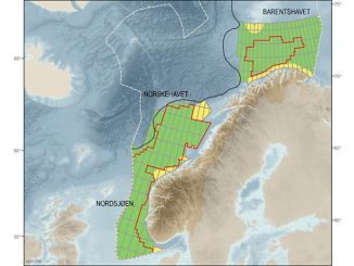The 25th licensing round comprises nine areas: one area in the Norwegian Sea and eight in the Barents Sea