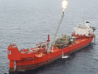 The 'Rubion Intrepid FPSO'