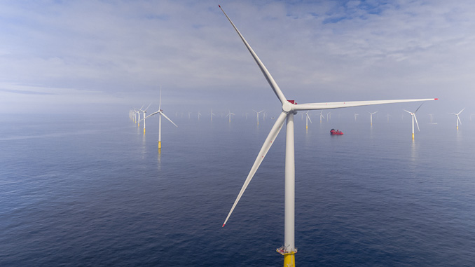 Over 1,000 Siemens Gamesa Direct Drive offshore wind turbines have been installed in all major offshore wind markets globally
