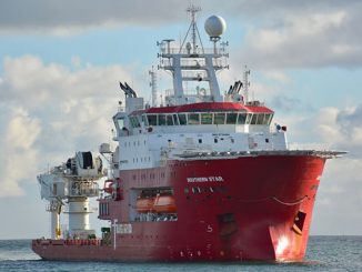 Tasik Subsea's diving support vessel 'Southern Star'
