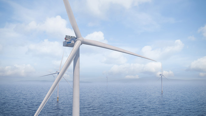 Taking the next step towards leadership in offshore wind – V236-15.0 MW