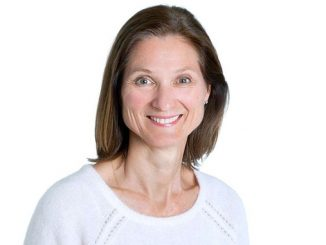 Aker Solutions executive vice president for sustainability and communications, Marianne Hagen