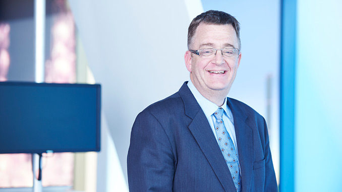 Roel van Doren, group president global sales at Emerson, says joining the European Clean Hydrogen Alliance shows the company's commitment to environmental sustainability