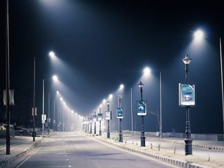 LED lighting: innovative street lighting solution has the potential to cut energy use by 46% over the course of a year