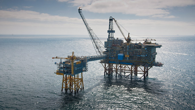 The Heimdal field in the North Sea