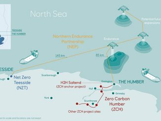 Three low-carbon projects linking up across the UK's southern coast