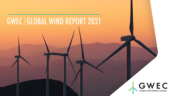 2020 was a record year for the global wind power industry, but a new report published by GWEC warns that the world needs to install new wind power capacity three times faster over the next decade to achieve global climate targets